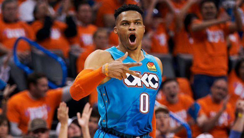 Russell Westbrook NBA 2K20 Ratings