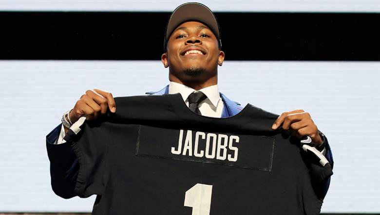 raiders josh jacobs