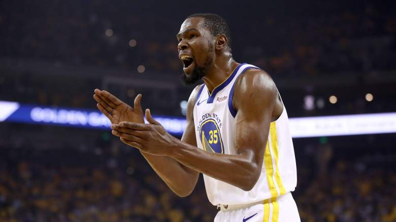 Kevin Durant Contract