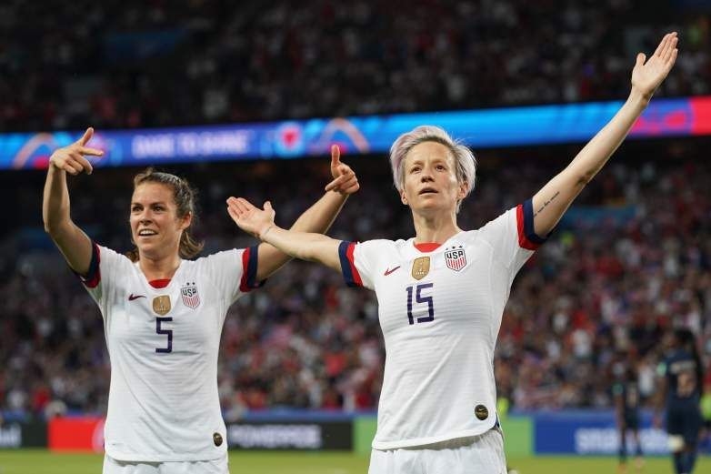 What will Megan Rapinoe and the U.S. Women's Soccer Team do for an encore on Tuesday? Tune in at 3pm ET on FOX for their semifinal match vs. England.