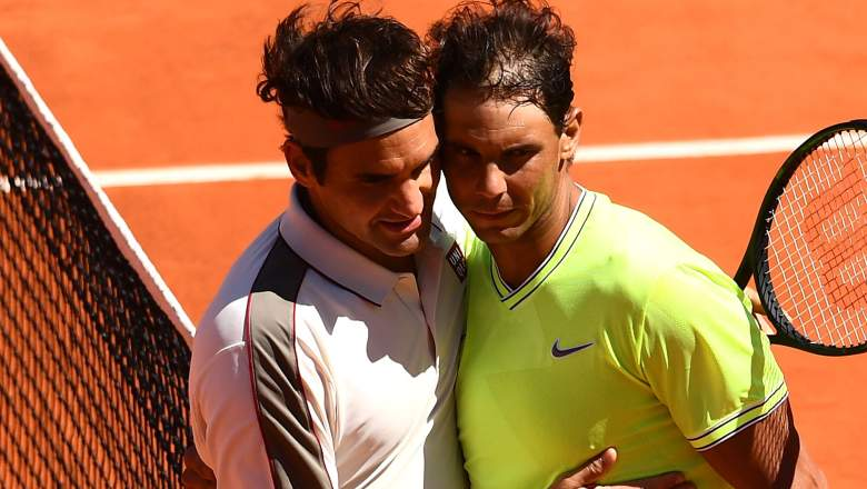 Nadal vs. Federer Head to Head Record