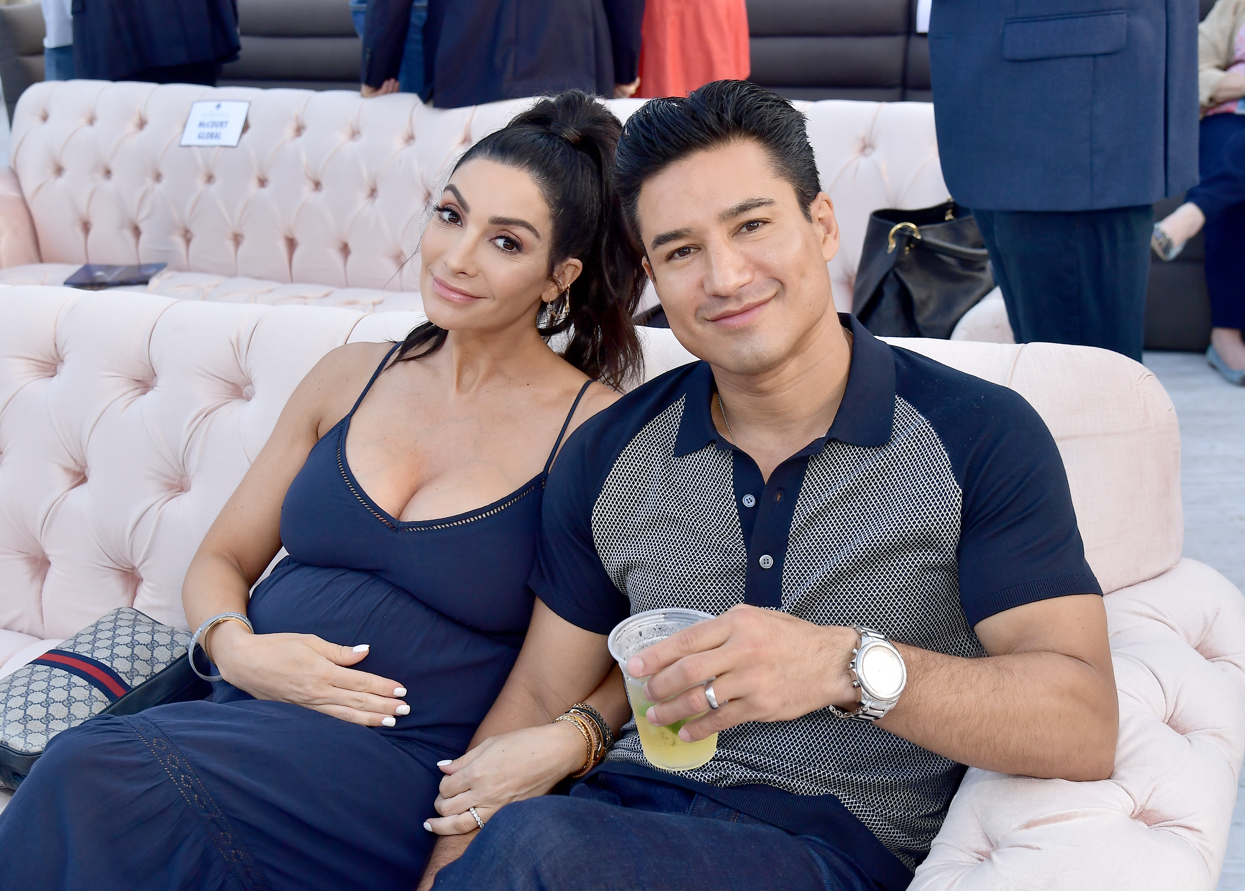 Mario Lopez Calls Himself Conservative By Nature Heavy Com