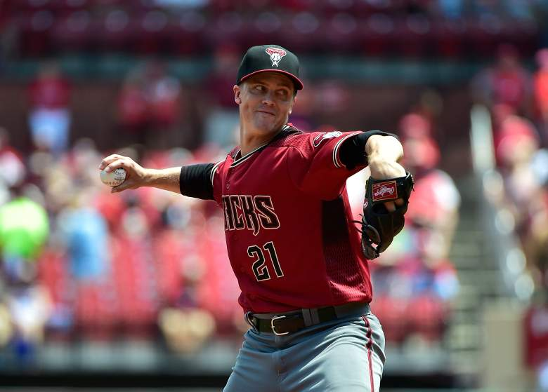 Zack Greinke became the marquee name of the 2019 MLB Trade Deadline on Wednesday when the Astros swung in at the last minute to acquire the star pitcher.
