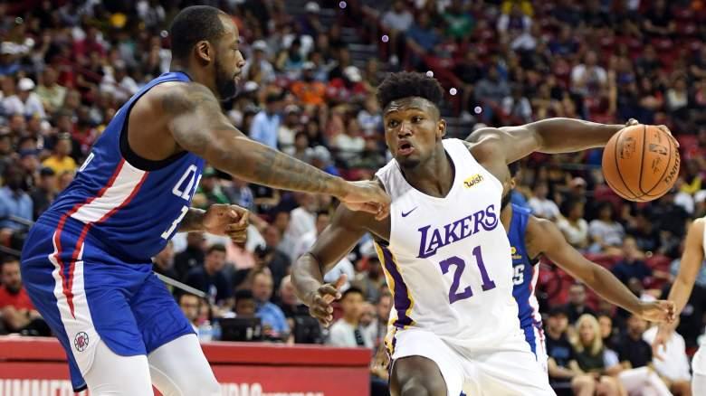 Lakers Summer League