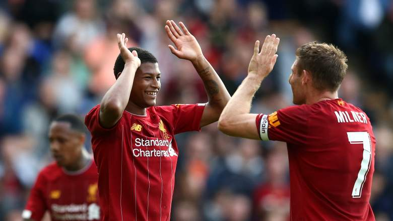 Liverpool vs Dortmund Live Stream