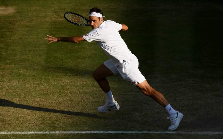 Roger Federer goes for his 21st Grand Slam singles title on Sunday when he takes on #1 seed Novak Djokovic in the Wimbledon final.