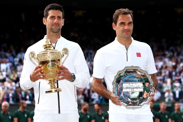 Novak Djokovic defeated Roger Federer on Sunday in a thrilling five set marathon to win his fifth Wimbledon title.