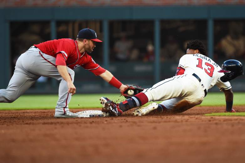 With the NL East lead down to 5.5 games, the Atlanta Braves and Washington Nationals face off in an important three-game series this week.
