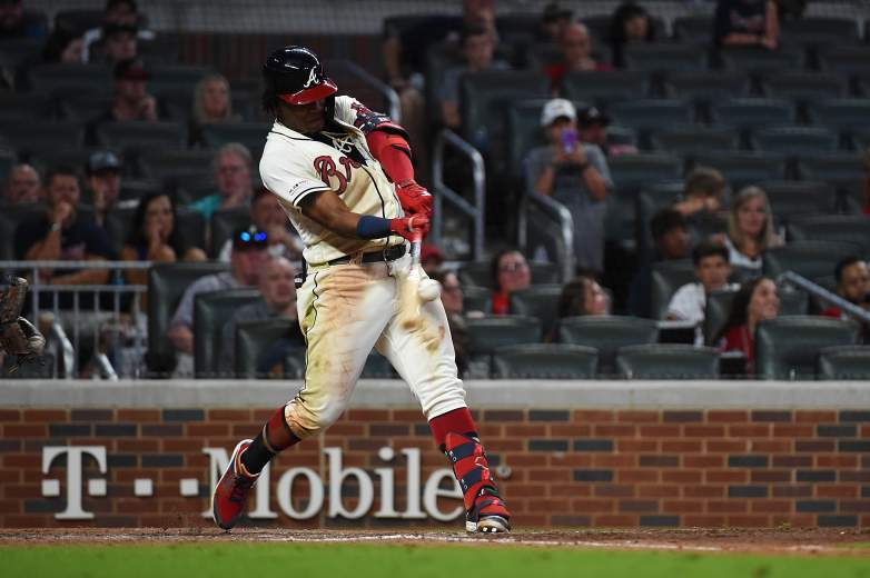 Ronald Acuña Jr. and the first-place Braves head to Philadelphia to face the Phillies in a huge three-game divisional series.