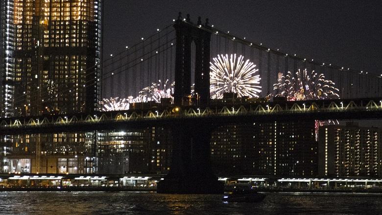 Macy's Fireworks Time