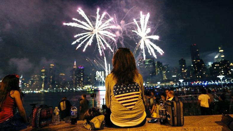 Macy's Fireworks Live Stream