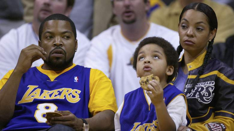 Ice Cube Lakers