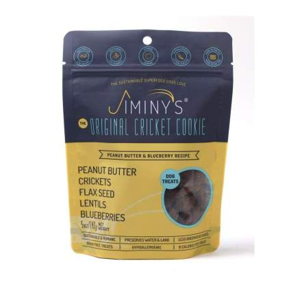 Jiminy's dog treat gifts for dog lovers