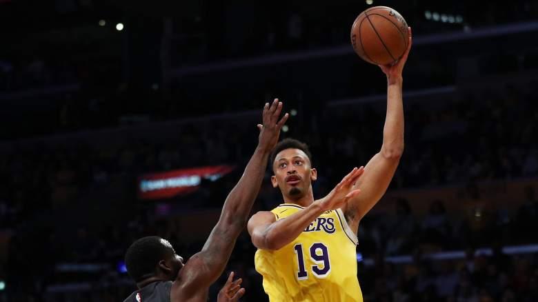 Johnathan Williams Lakers