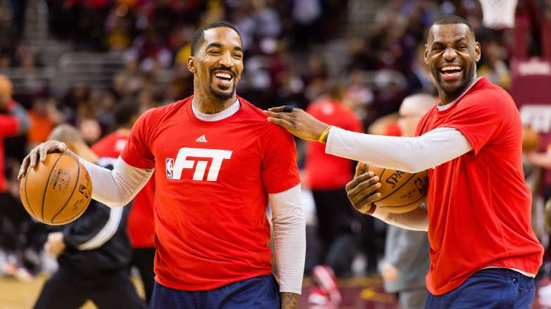 J.R. Smith Buyout Lakers
