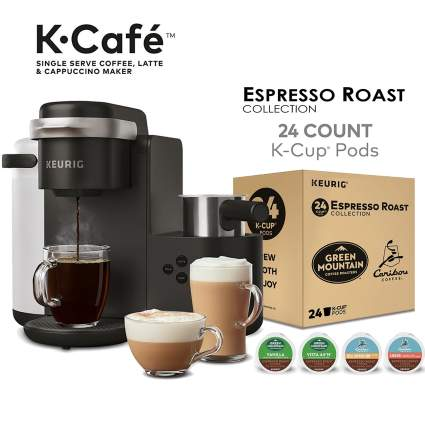 Keurig k-cafe coffee makers