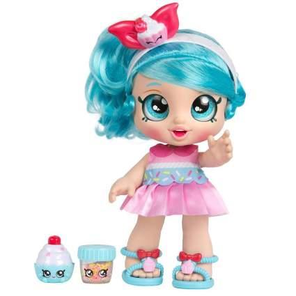 Kindi Kids Snack Time Friends, Pre-School 10 inch Doll - Jessicake