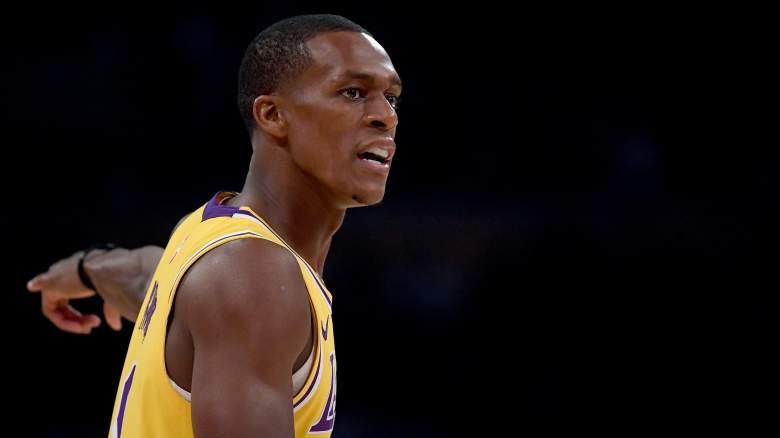 Rajon Rondo Lakers Free Agency Rumors
