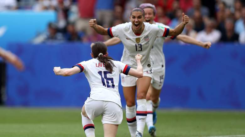 USWNT World Cup Record