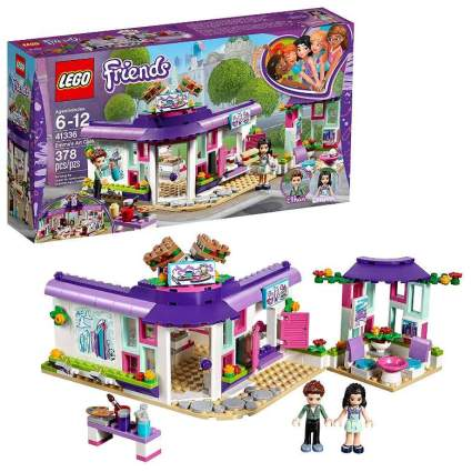 LEGO Friends Emma's Art Café