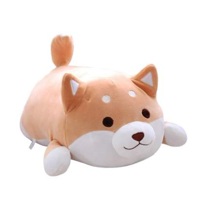 Levenkeness shiba inu pillow gifts for dog lovers
