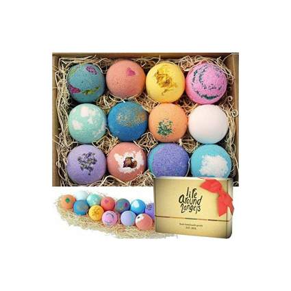 life angels bath bombs xmas gifts for wife