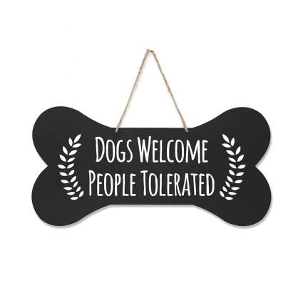 lifesong milestones sign gifts for dog lovers