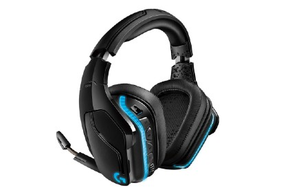 Logitech G935 Wireless DTS:X 7.1 Surround Sound Gaming Headset