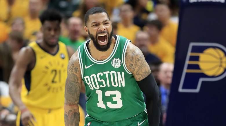 Knicks Roster Starting Lineup Marcus Morris