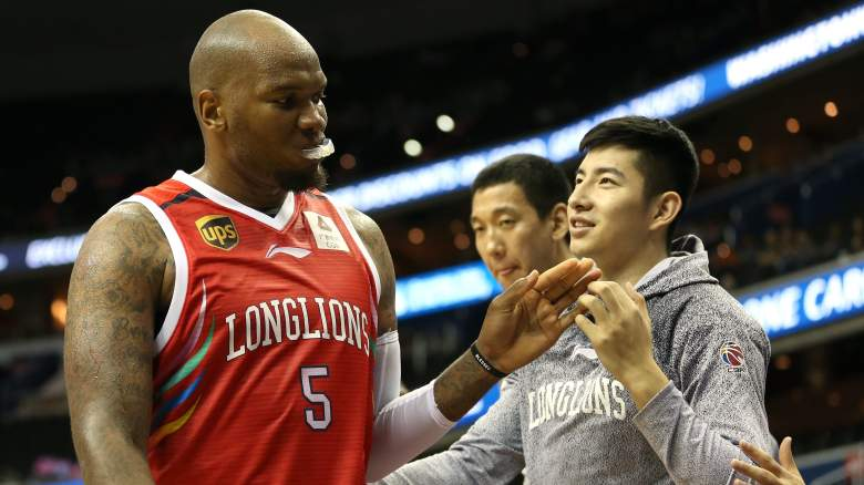 Marreese Speights Lakers Comeback