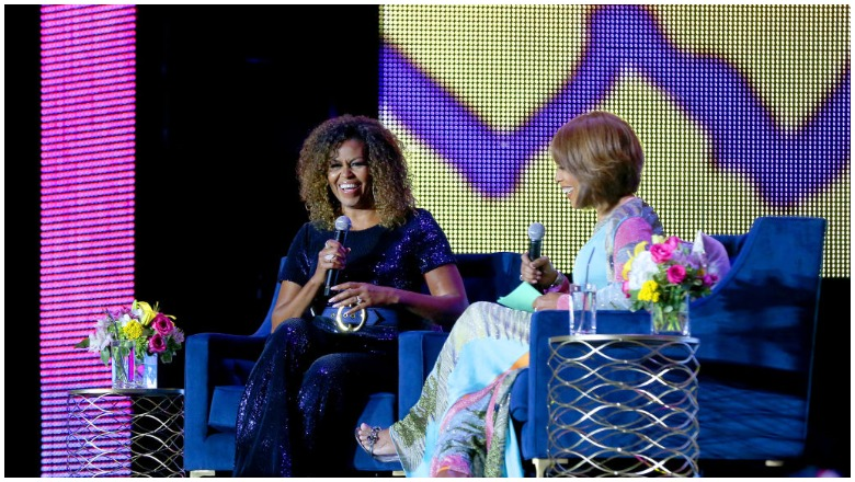Michelle Obama Essence Festival