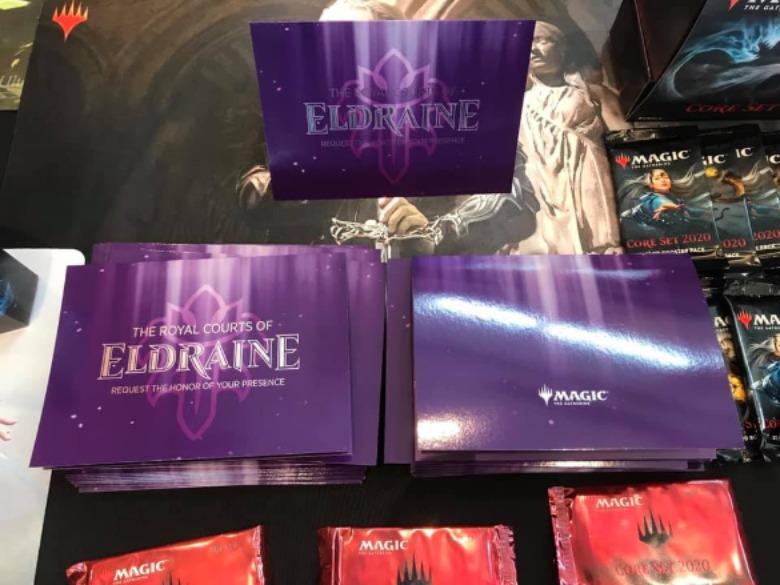 MTG Throne of Eldraine Leaked