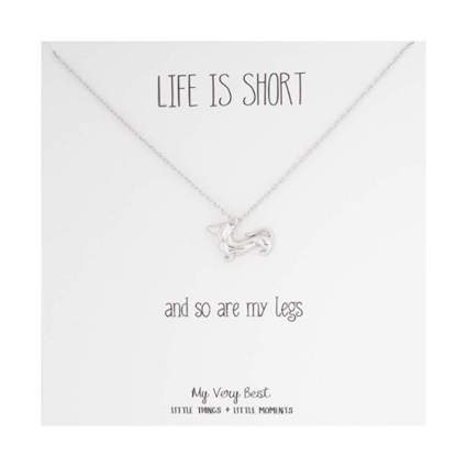 my very best daschund necklace gifts for dog owners