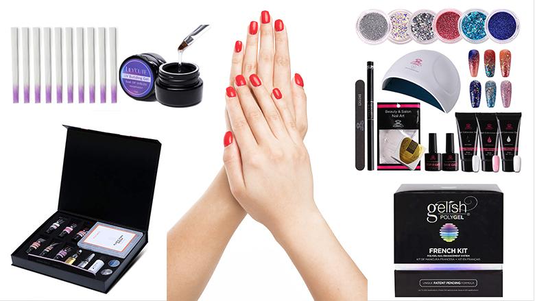 nail extension kit