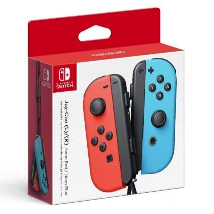 Nintendo Joy-Con (L/R) - Neon Red/Neon Blue