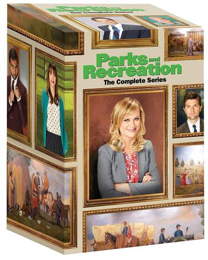 parks and recreation complete series