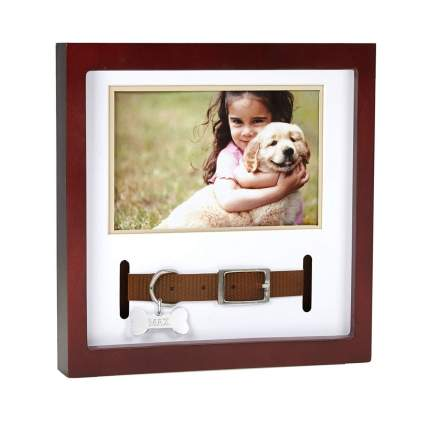 pearhead memorial picture frame gifts for dog lovers