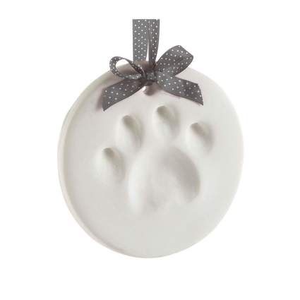 pearhead paw ornament gifts for dog lovers