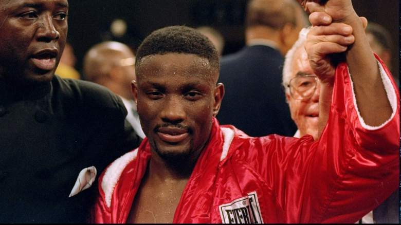 Pernell Whitaker dead at 55