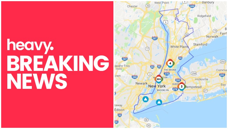 Edison Power Outage Map When Will Power Be Back in NYC? [Manhattan Outage Map] | Heavy.com