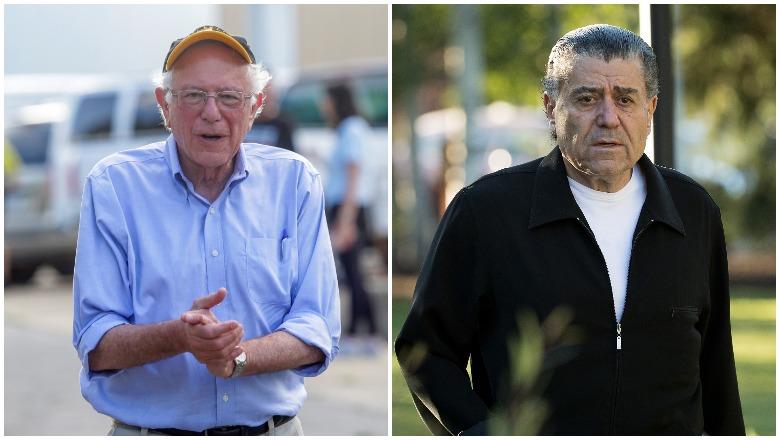 Bernie Sanders' anti-endorsements