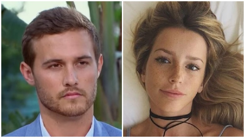 Peter Weber Ex Girlfriend Calee Lutes