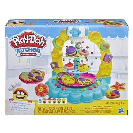 Play-Doh Kitchen Creations Sprinkle Cookie Surprise Play Food Set