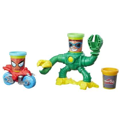 Play Doh Spider-Man Playset