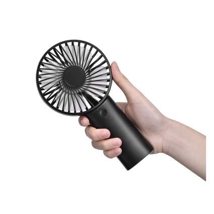 PRAVETTE Mini Portable, Rechargeable Handheld Fan