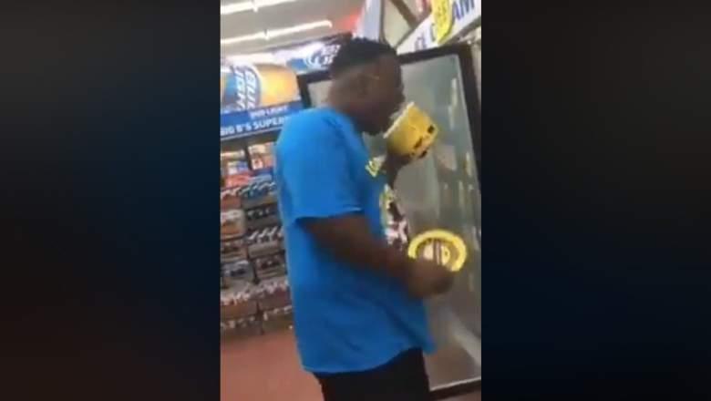 WATCH: Copy-Cat Blue Bell Ice-Cream Licker Arrested [Video]