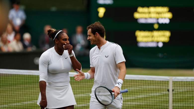 Watch Serena and Andy Match Online