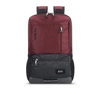 solo new york draft slim backpack