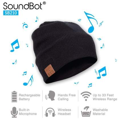 soundbot beanie xmas gifts for him