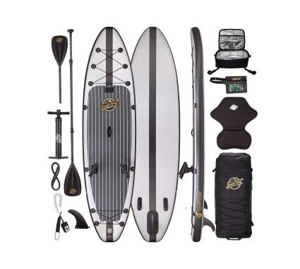 South Bay Board Co. Premium Inflatable SUP Package